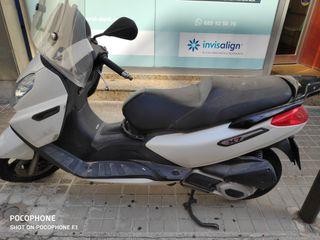 Moto Piaggio x7 despiece