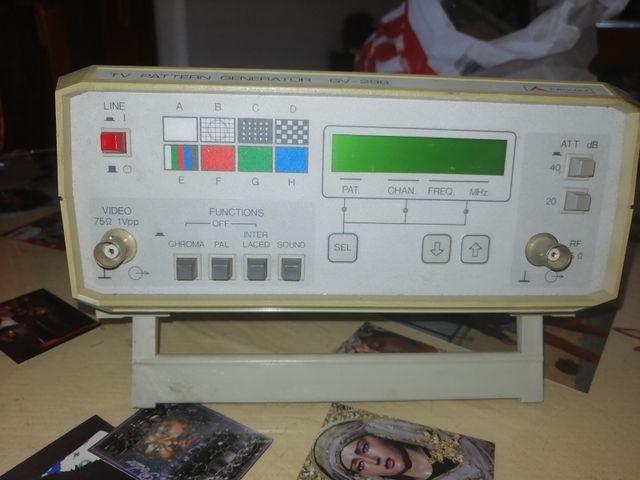 TV PATTERN GENERATOR GV-298