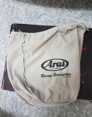 Bolsa para casco de Arai