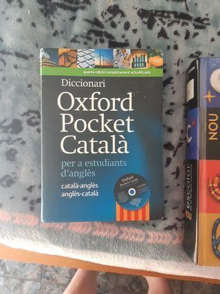 diccionarios catala castella angles