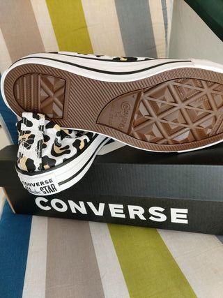 zapatillas converse mujer n37
