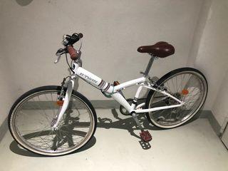 Bicicleta decathlon 24 pulgadas