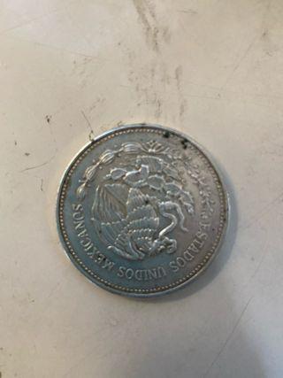 Moneda del mundial de mexico del 1986