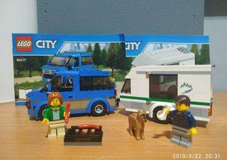 Lego Autocaravana
