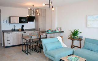 Espectacular apartamento en la misma playa.