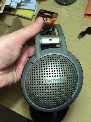 Cascos auriculares Technics RP F500