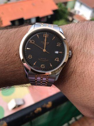 Reloj Tudor 1926 acero y oro