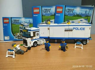 Lego Camión de Policías