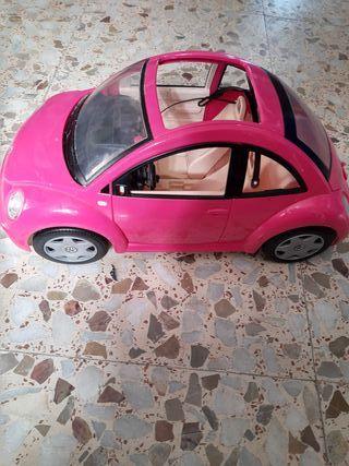 coche Volkswagen de Barbie