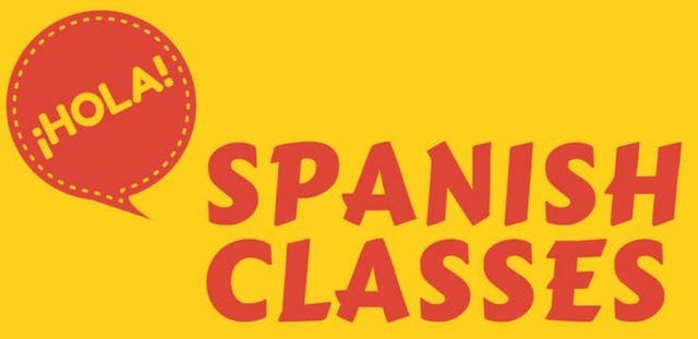 Spanish classes with natives