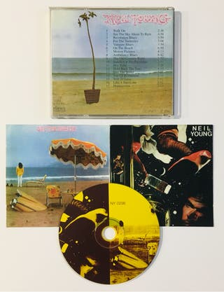 NEIL YOUNG 2 albumes Disco Cd