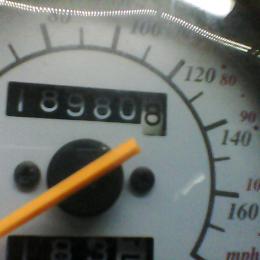 Cuentakilómetros Daelim VL 125 I (2007 - 2009)