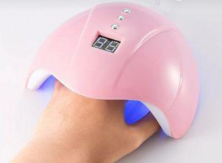 Lampara UV de secador de uñas LED