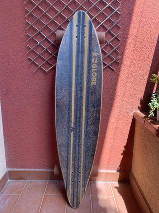 Longboard GLOBE skateboard, patineta