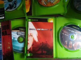 lote videojuegos Xbox completos