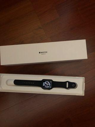 Apple Watch serie 3 + correa de piel belkin