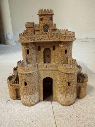 Castillo para belén