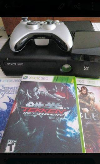 Xbox 360 250GB