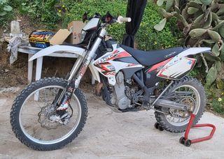 moto enduro beta 450r