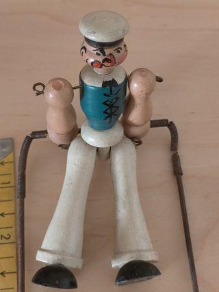 Muñeco de Madera Popeye Barristinet articulado