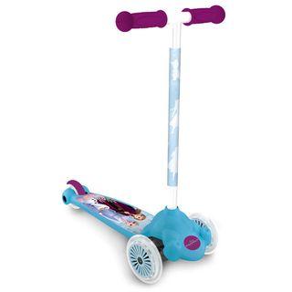 Patinete Frozen Disney Twist & Roll 3 ruedas