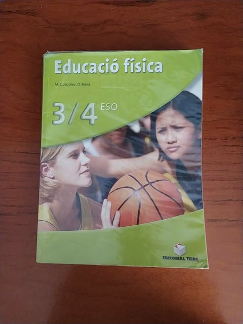 Educació física 3/4 ESO
