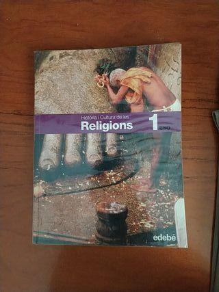 Historia i cultura de les religions 1r ESO