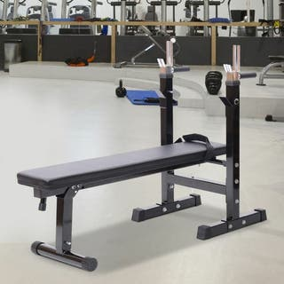 Banco de Pesas Plegable Máquina de Musculación Mul