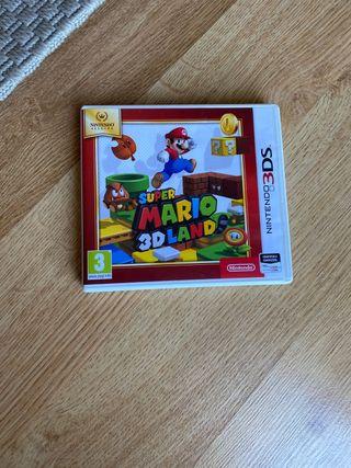 Súper Mario 3D land