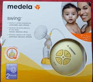 Medela SWING extractor sacaleches (2013)