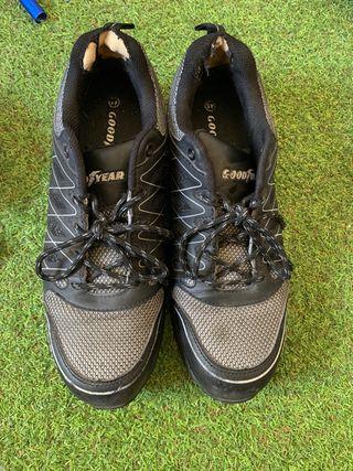 Zapatos de trabajo Goodyear taya 45