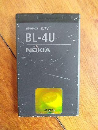bateria de Nokia de 3,7 voltios
