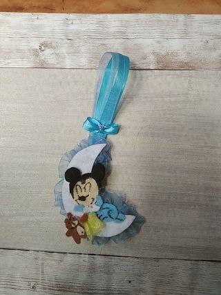 chupetero, Mickey baby