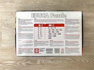 Puzzles BEN 10 Alíen Force