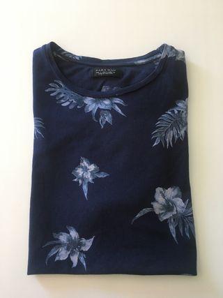 Camiseta Hombre Zara