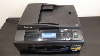Impresora multifunción Brother DCP-J715W