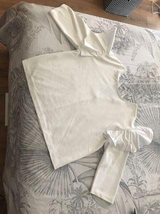 Blusa blanca