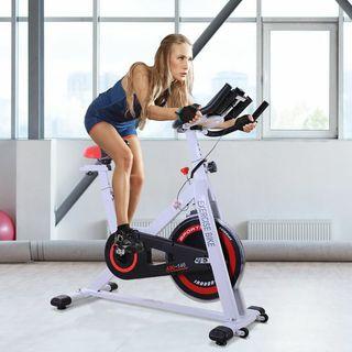 Bicicleta Estática Bicicleta de Fitness Pantalla L