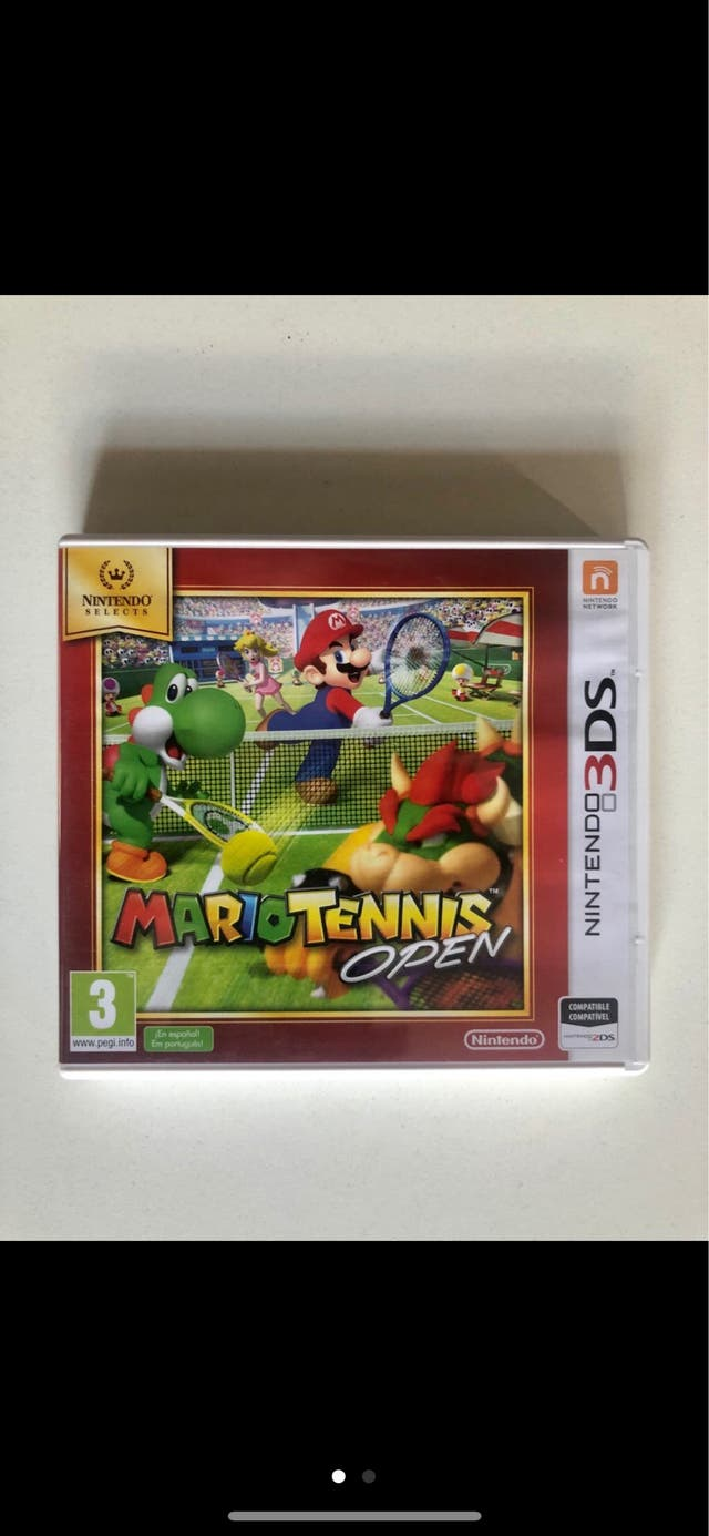 Final Fantasy IV + Mario Tennis DS