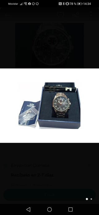 reloj FESTINA F6844 4