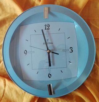 Reloj de pared FESTINA 33cm diametro SIN ESTRENAR
