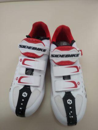 Zapatillas - botas de bicicleta