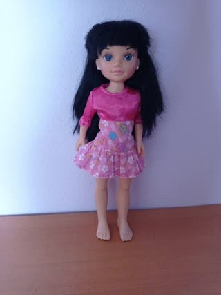 muñeca de Nancy