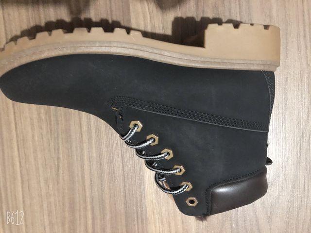 botas de mujer con cordones talla 36