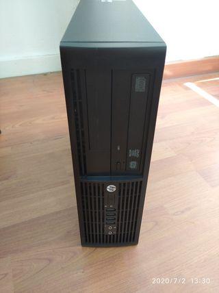 Ordenador PC torre HP pro 4300