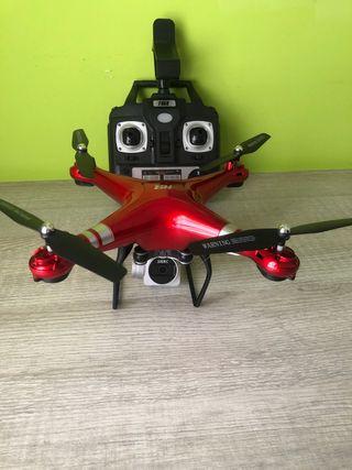 Dron teledirigido con cámara