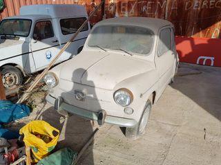 SEAT 600 1970