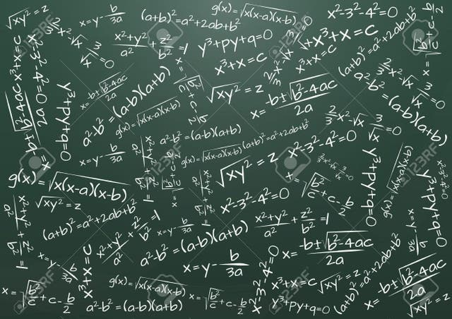 Profesor de matemáticas, física y química