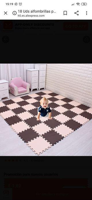 puzzle suelo infantil