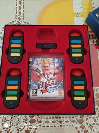 JUEGO BUZZ PLAY 3